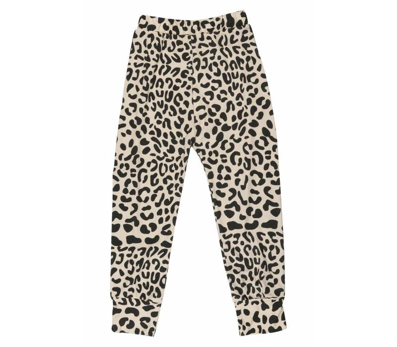 Wauw Capow by BangBang I Rule Pants - leopard