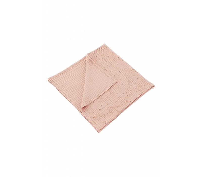 Soft Gallery Muslin 3 pack - mini splash rose
