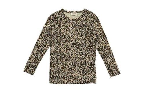 MarMar MarMar Leo Tee- brown leopard