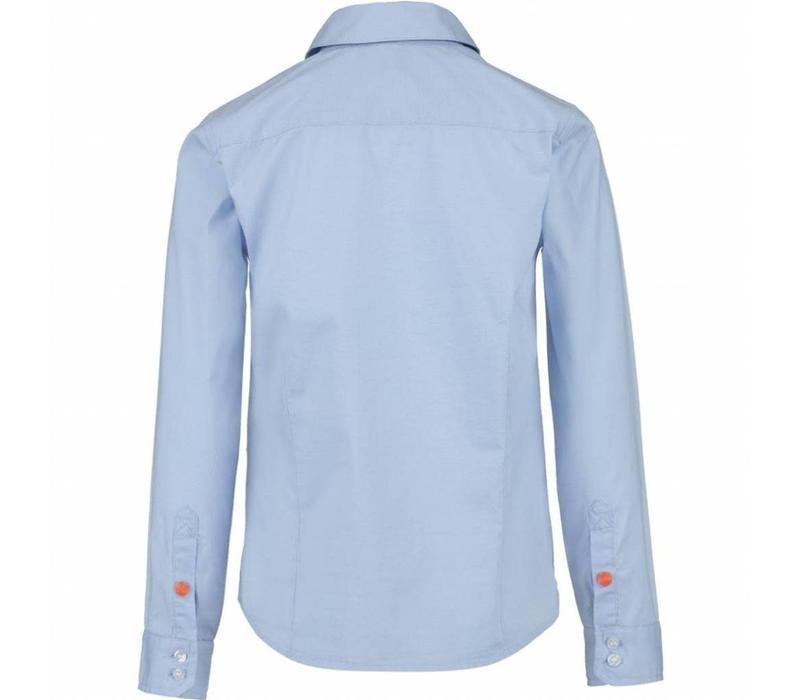 CKS Bouvian Shirt - preppy blue