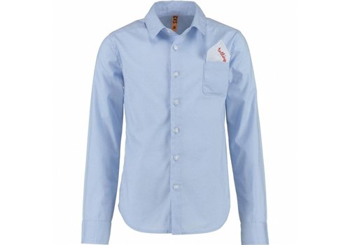 CKS CKS Bouvian Shirt - preppy blue