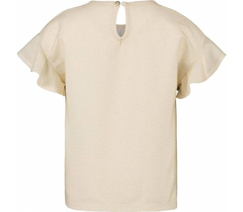 CKS Grady T-shirt- gold