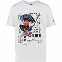 CKS Orton T-shirt - crisp white