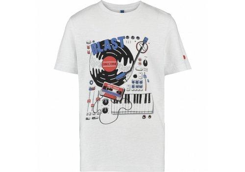 CKS CKS Orton T-shirt - crisp white