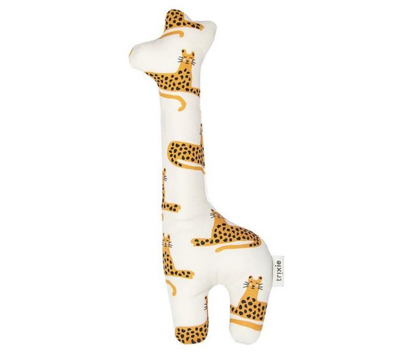 Trixie Rattle Giraffe Cheetah