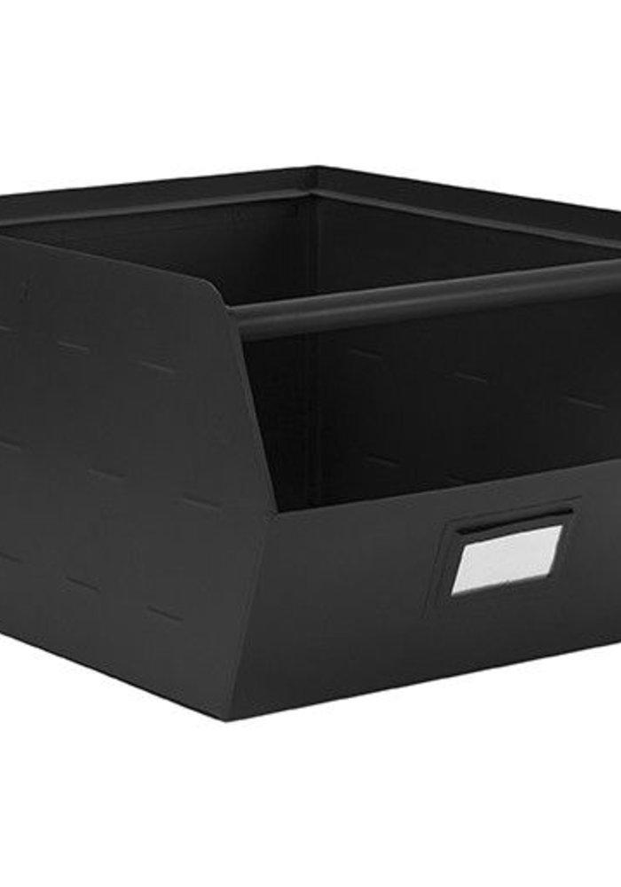 Kidsdepot Original Metalen Bak - zwart