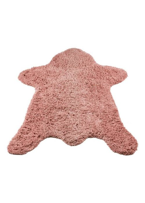 Kidsdepot Kidsdepot Bear Vloerkleed - pink