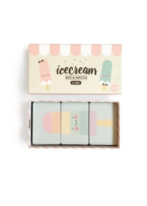 Eef Lillemor Eef Lillemor Mix & Match Ice Cream