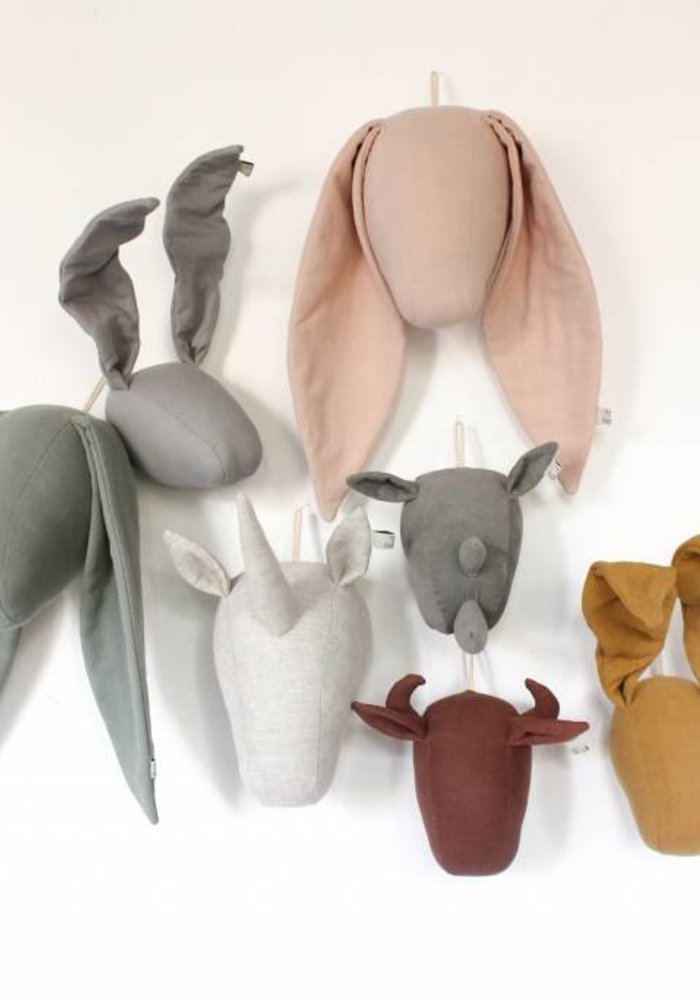 Fabels out of Vintage Bunny Ears Up - grey