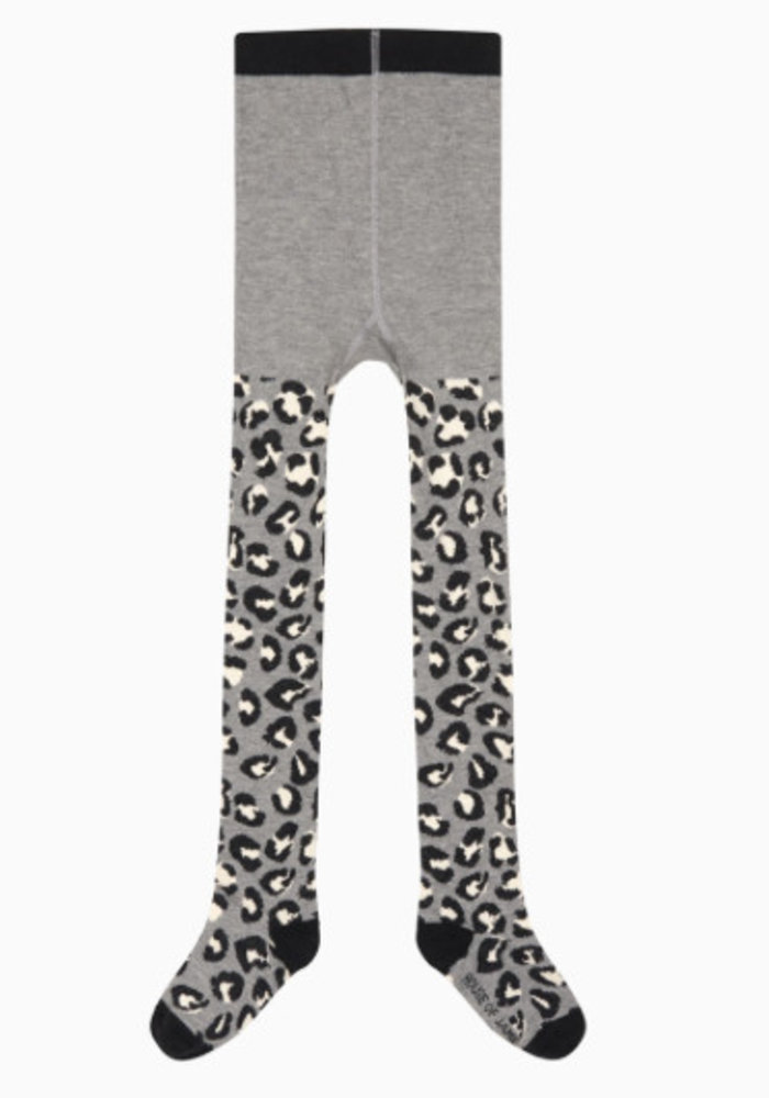 House of Jamie Tights - rocky leopard