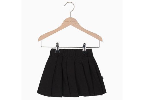 House of Jamie House of Jamie Pleated Skirt - black