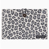House of Jamie House of Jamie Travel Changing Mat Geometry Jacquard- rocky leopard