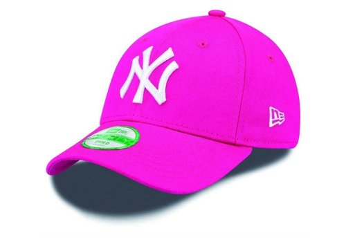 New Era New Era 9Forty MLB League Essential - pink