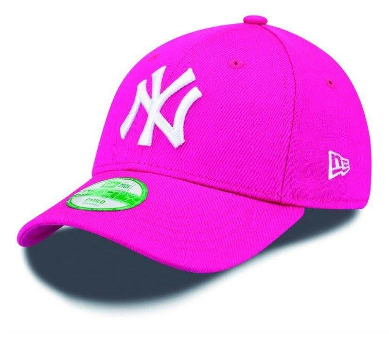 New Era 9Forty MLB League Essential - pink