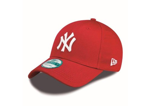 New Era 9Forty MLB League Essential - red