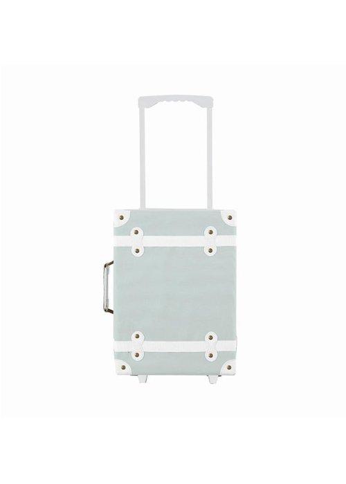 Olli Ella Olli Ella See-Ya Suitcase Mint