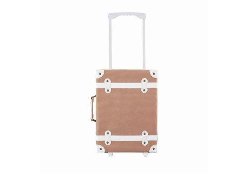 Olli Ella Olli Ella See-Ya Suitcase Rust