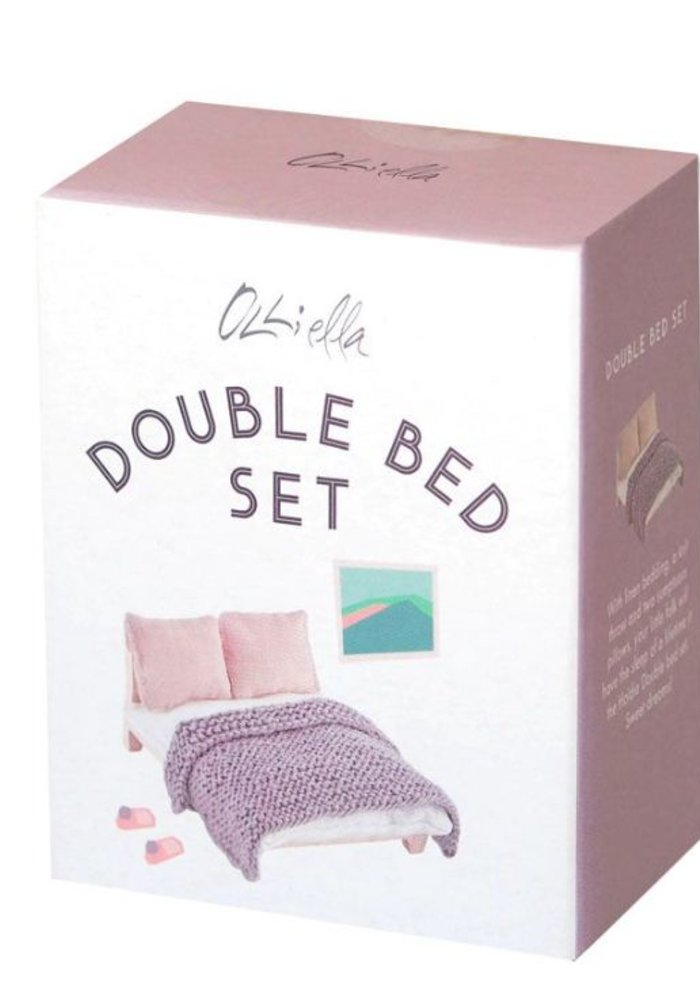 Olli Ella Holdie Furniture Double Bed Set