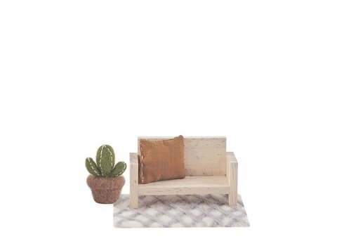 Olli Ella Olli Ella Holdie Furniture Living Room Set
