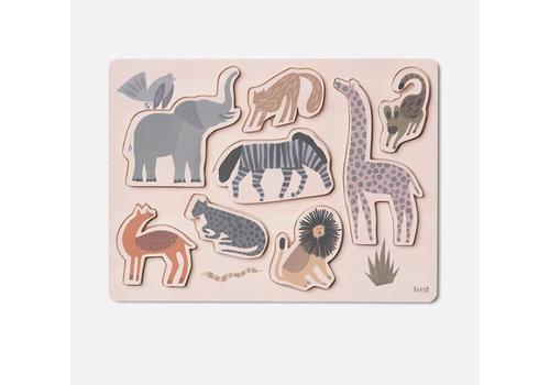 Ferm Living Ferm Living Safari Puzzle