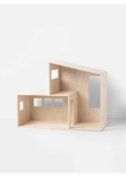 Ferm Living Ferm Living Miniature Funkis House Small