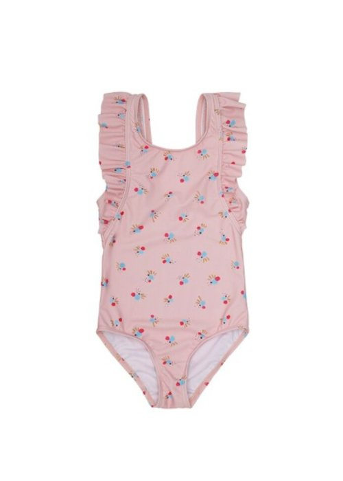 Soft Gallery Soft Gallery Ana Swimsuit - chintz rose cockatoo