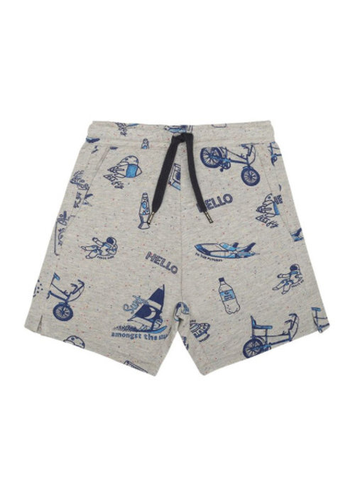 Soft Gallery Soft Gallery Alisdair shorts - rainbow nappy