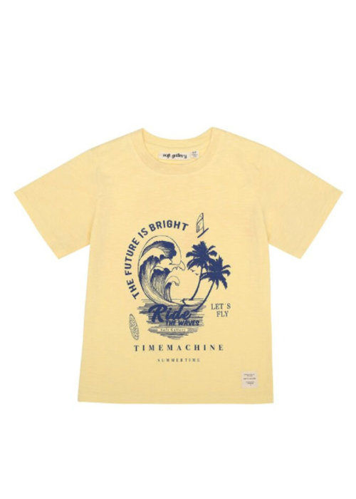 Soft Gallery Soft Gallery Asger T-shirt - french vanilla