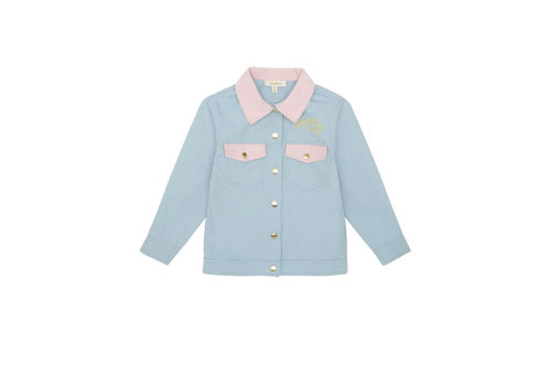Soft Gallery Soft Gallery Bayou Jacket - cloud blue