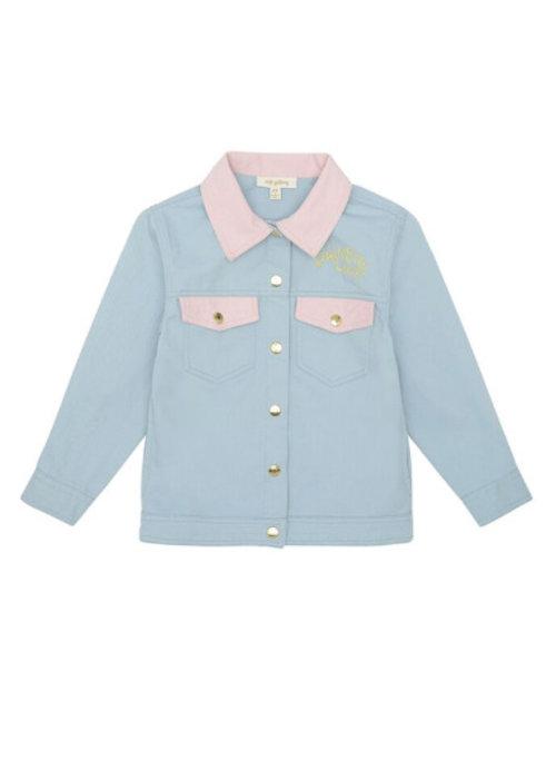 Soft Gallery Soft Gallery Bayou Jacket - cloud blue