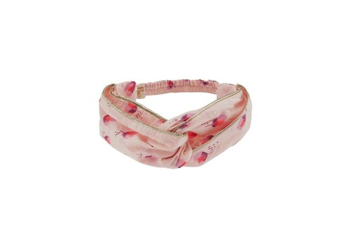 Soft Gallery Soft Gallery Wrap Hairband - pale dogwood