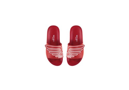 Yporqué Yporqué Wings Slide Slippers - red