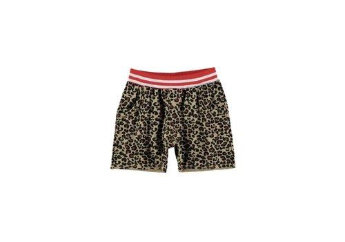 Yporqué Yporqué Leopard Short