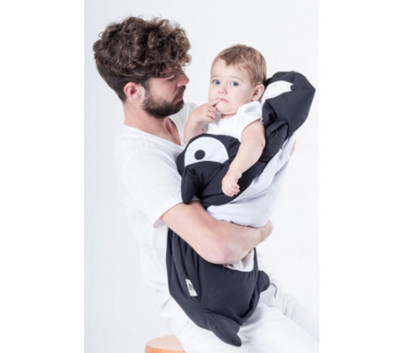 Babybites Orca Baby - Black