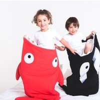 Babybites Orca Kids - Black