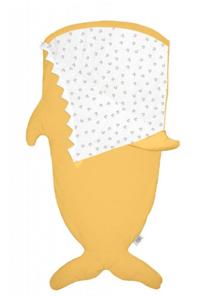 Babybites Shark Kids - Mustard