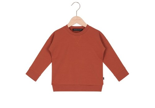 House of Jamie House of Jamie Crewneck Sweatshirt Rust