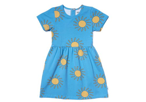 CarlijnQ CarlijnQ Big Sun Dress Short Sleeve