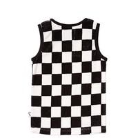 CarlijnQ Checkers Tanktop