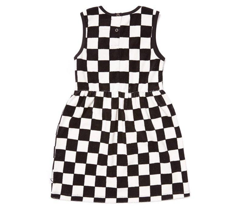 CarlijnQ Checkers Tanktop dress