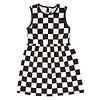 CarlijnQ CarlijnQ Checkers Tanktop dress