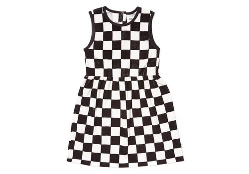CarlijnQ CarlijnQ Checkers Tanktop dress