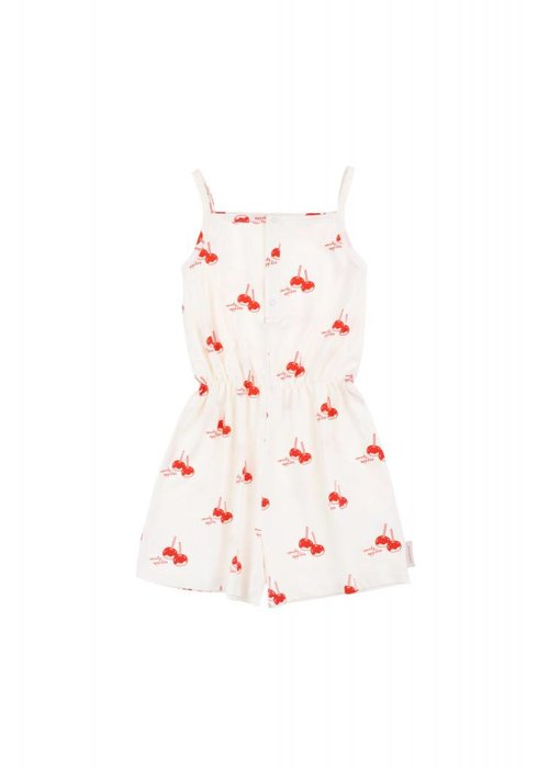 Tinycottons Tinycottons CANDY APPLES Romper