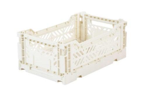 Eef Lillemor Lillemor Folding Crate  Mini - coconut