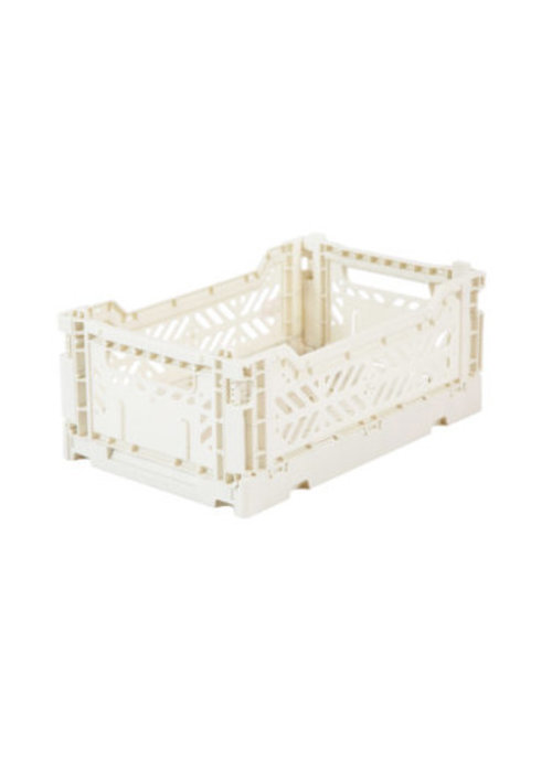 Eef Lillemor Lillemor Folding Crate  Mini - coconut