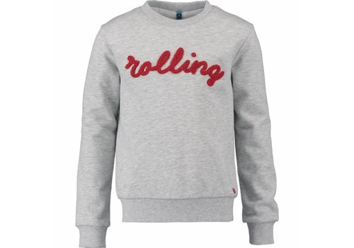 CKS CKS Sweater Bernie Grey Melee