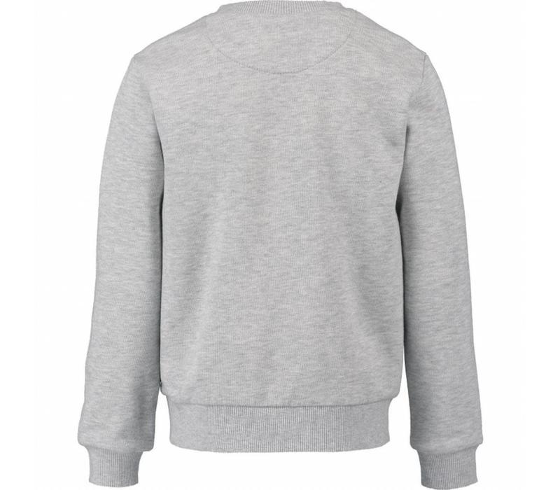 CKS Sweater Bernie Grey Melee