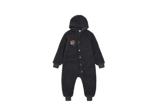 Soft Gallery Soft Gallery Brice Jumpsuit Teddy Coal