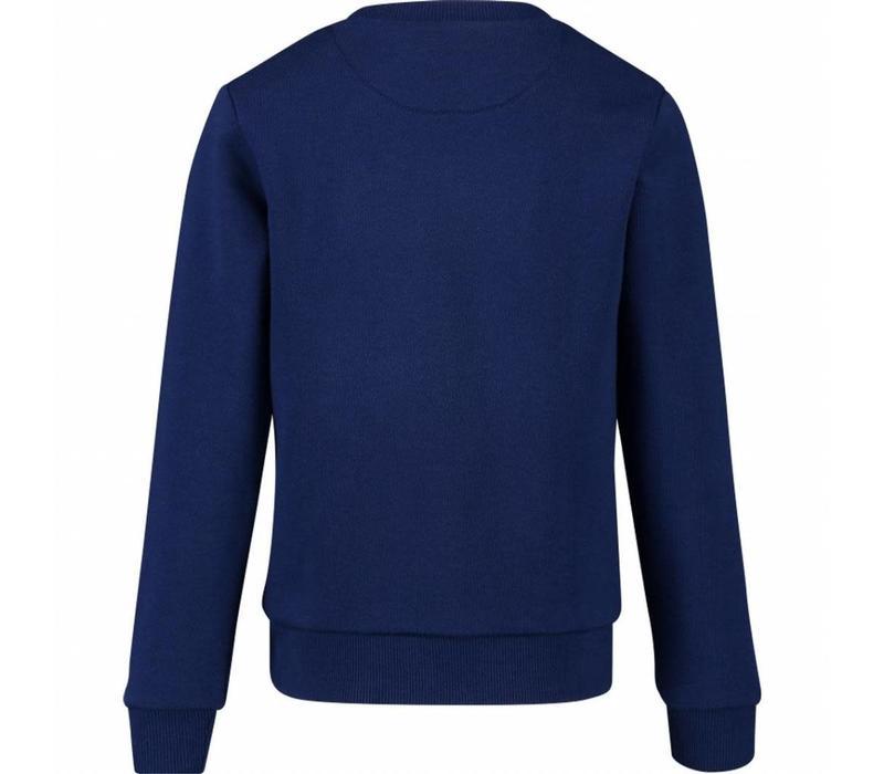 CKS Sweater Bernie Cobalt