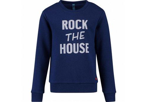CKS CKS Sweater Bernie Cobalt